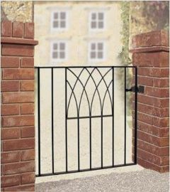 Abbey Flat Top Single Gate