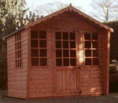 Alpine Summerhouse