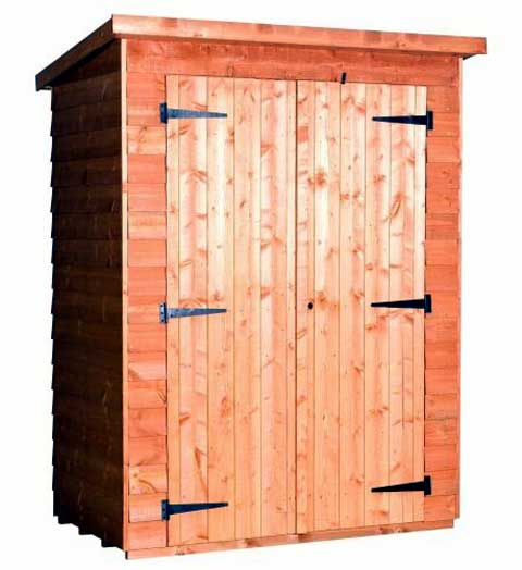 Budget Double Door Tool Shed