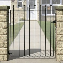 Wrought Iron Single Gates
