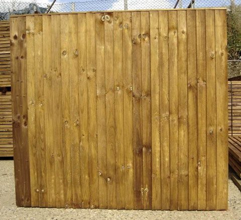 Heavy Duty Closeboard Panel
