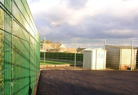 Twin Wire Mesh System