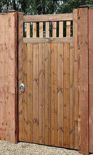 Graveley Gate