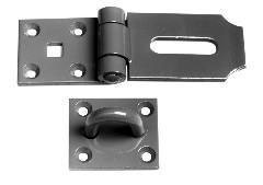 Heavy Duty Hasp and Staple