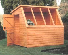 Jewel Potting Shed