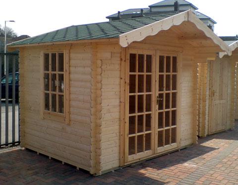 Lotherton Cabin