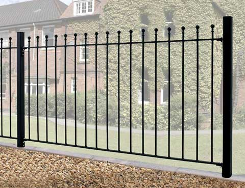 Wrought Iron Railings Jarrett Fencing