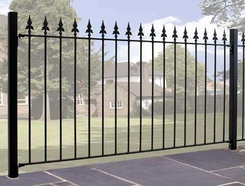 Saxon Fence SA01
