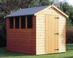 Super Apex Shed