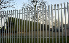 Galvanised Steel Palisade