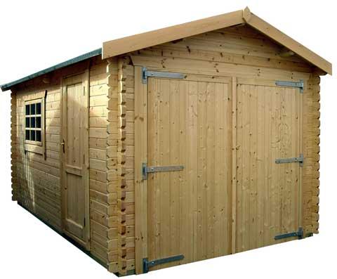 The Warwick garage